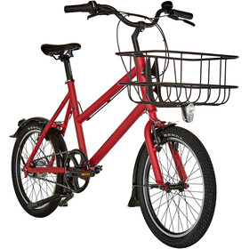 ORBEA Katu 40 Rower miejski czerwony